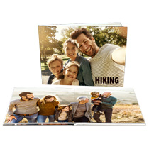 120pg 11x14inch (28x35cm) Pro Hardcover Lay-Flat incl Delivery