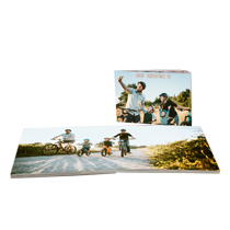 20pg 6x8inch (15x20cm) Pro Softcover Lay-Flat incl Delivery